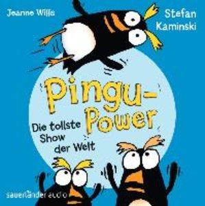 Pingu-Power-Die Tollste Show Der Welt