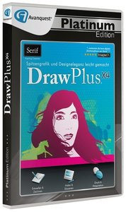 AVANQUEST DrawPlus X4 - Platinum Edition
