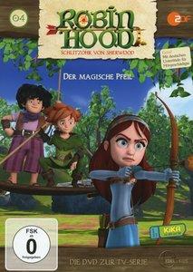 (4)DVD TV-Der Magische Pfeil