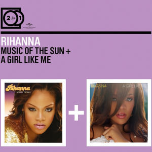 2 For 1:Music Of The Sun/A Girl Like Me