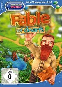 Fable of Dwarfs: Fabelhafte Zwerge (Klick-Management-Spiel)