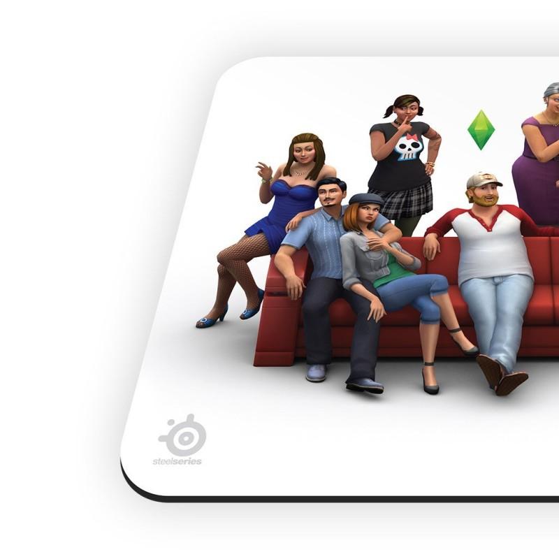 SteelSeries Gaming Mauspad - QcK Sims 4 Edition - zum Schließen ins Bild klicken