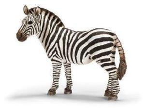 Schleich 14392 - Wild Life: Zebra Stute
