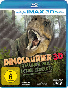IMAX(R): Dinosaurier 3D (Blu-ray 3D)