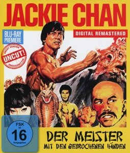 Jackie Chan-Der Meister Mit Den Gebrochenen Händ