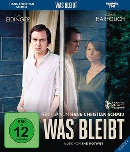 Was bleibt (Blu-ray)