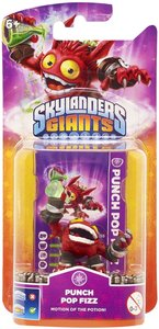 Skylanders: Giants Single Character - Punch Pop Fizz
