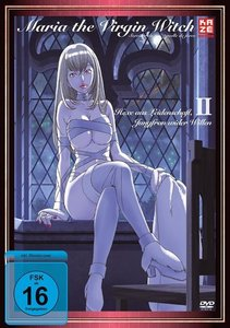Maria the Virgin Witch (Junketsu no Maria) - DVD 2