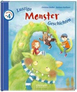 Lustige Monster-Geschichten zum Vorlesen