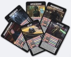 Top Trumps - Star Wars Episode III