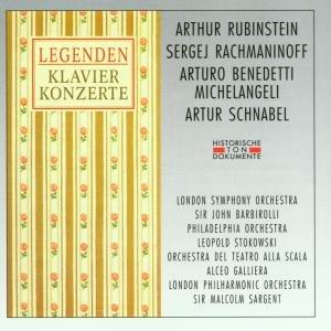 Legenden-Rubinstein/Rachmanin