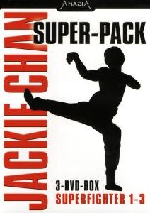 Jackie Chan Super Pack - Superfighter 1-3