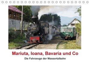 Mariuta, Ioana, Bavaria und Co (Tischkalender 2017 DIN A5 quer)
