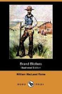 BRAND BLOTTERS (ILLUSTRATED ED