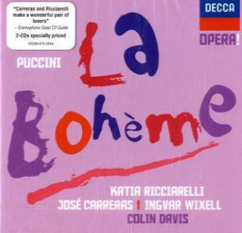 La Boheme (GA) - zum Schließen ins Bild klicken