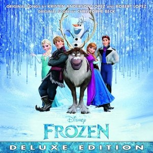 Frozen (Die Eiskönigin) Deluxe English Edition. Original Soundtr