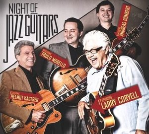 Night Of Jazz Guitars