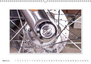 Emotional Moments: Harley Davidson - Wide Glide. UK-Version (Wal
