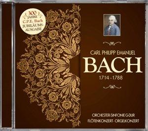 C.P.E. Bach - Jubiläumsausgabe