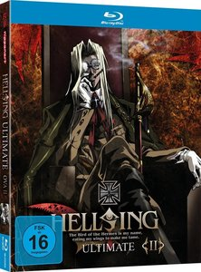 Hellsing Ultimative OVA 02 (Mediabook)