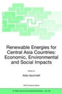 Renewable Energies for Central Asia Countries: Economic, Environ