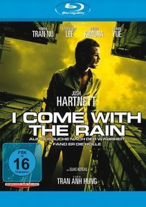 I Come with the Rain-Blu-ray Disc