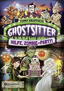 Ghostsitter, Band 03