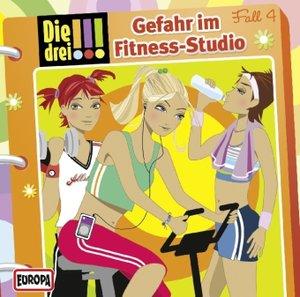 Die drei !!! 04. Gefahr im Fitness-Studio (Ausrufezeichen)