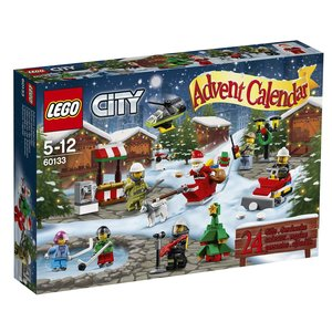 LEGO® City 60133 - City Adventskalender 2016