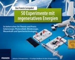 Lernpaket 50 Experimente mit regenerativen Energien