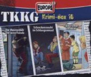 TKKG Krimi-Box 10