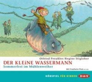 Der kleine Wassermann - Sommerfest im Mühlenweiher