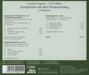 Haydn/Symph.M.D.Paukenschlag