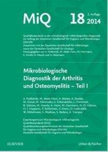 MIQ 18: Mikrobiologische Diagnostik der Arthritis und Osteomyel