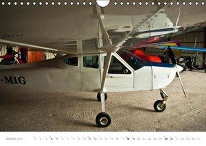 Die Fliegerei (Wandkalender 2014 DIN A4 quer)
