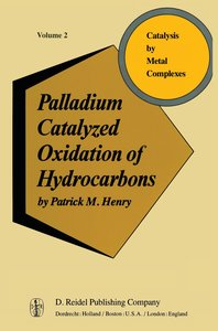 Palladium Catalyzed Oxidation of Hydrocarbons
