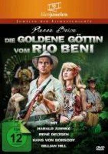 Pierre Brice: Die goldene Göttin vom Rio Beni (Filmjuwelen)