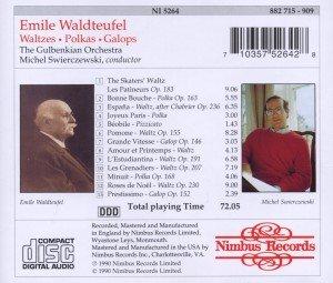 Waldteufel:Waltzes Polkas Galops