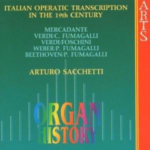 Italian Operatic Transcription