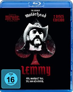 Lemmy - The Movie (Black Edition)