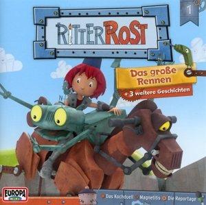 Ritter Rost - Hörspiel zur TV Serie 01