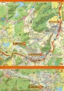 Ilmtal-Radwanderweg 1 : 35 000