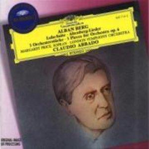 Orchesterlieder/Lulu-Suite/+