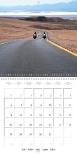 America\'s Southwest by Motorcycle (Wall Calendar 2015 300 × 300