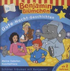 Benjamin Blümchen. Gute-Nacht-Geschichten 16. Meine liebsten Kus