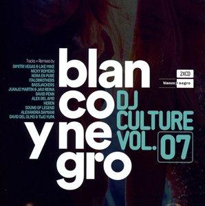 Blanco Y Negro DJ Culture Vol.07