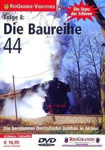 RioGrande - Die Stars der Schiene (Folge 08) Die Baureihe 44