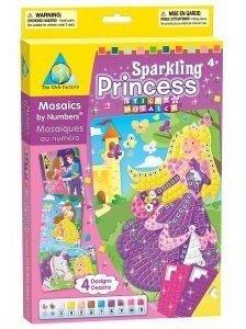 Invento 621002 - Sticky Mosaics: Sparkling Princess