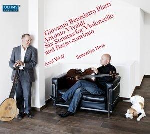 Sonaten für Violoncello und B.c.