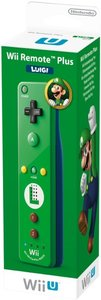 Remote Plus Luigi Edition, Controller, grün